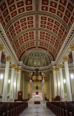 Cathedral of the Immaculate Conception, Mobile, Alabama