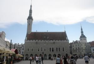 Town Hall, Tallinn, Estonia