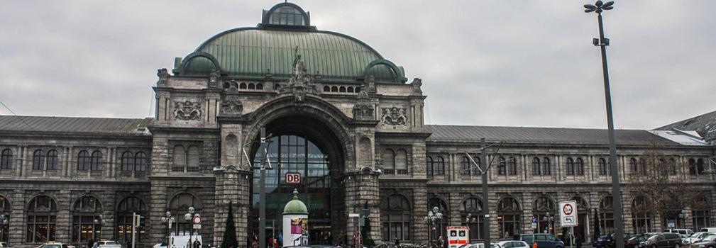 Main Train Station, Nuremberg, Germany