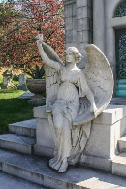 Green-Wood Cemetery, Brooklyn, New York