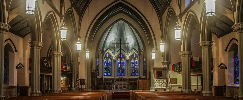 Trinity Episcopal Cathedral, Pittsburgh, Pennsylvania