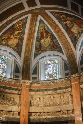 St. Cuthbert's Parish Church, Edinburgh, Scotland