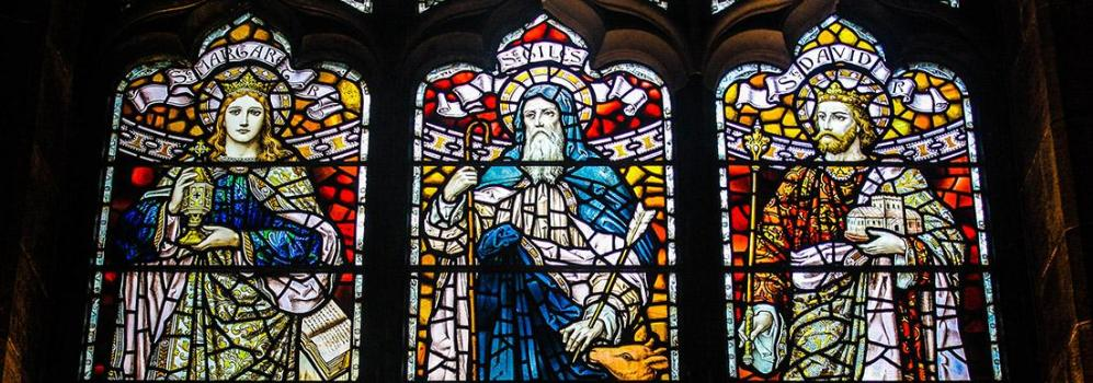 St. Giles' Cathedral, Edinburgh, Scotland