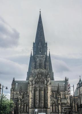 St. Mary's Episcopal Cathedral, Edinburgh, Scotland