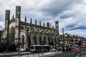 St. Paul's and St. George's Church, Edinburgh, Scotland