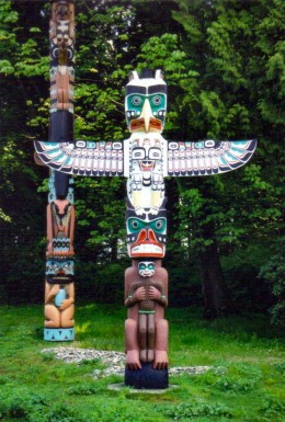 Stanley Park, Vancouver, British Columbia