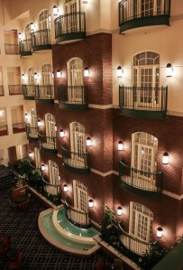 Hotel at Old Town, Wichita, Kansas