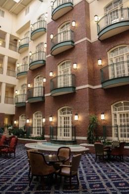 Hotel at Old Town, Wichita, Kansas