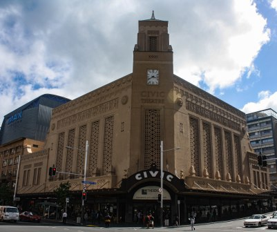 Civic Theatre, Auckland, New Zealand