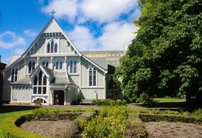 St. Mary's in Holy Trinity Cathedral, Auckland, New Zealand