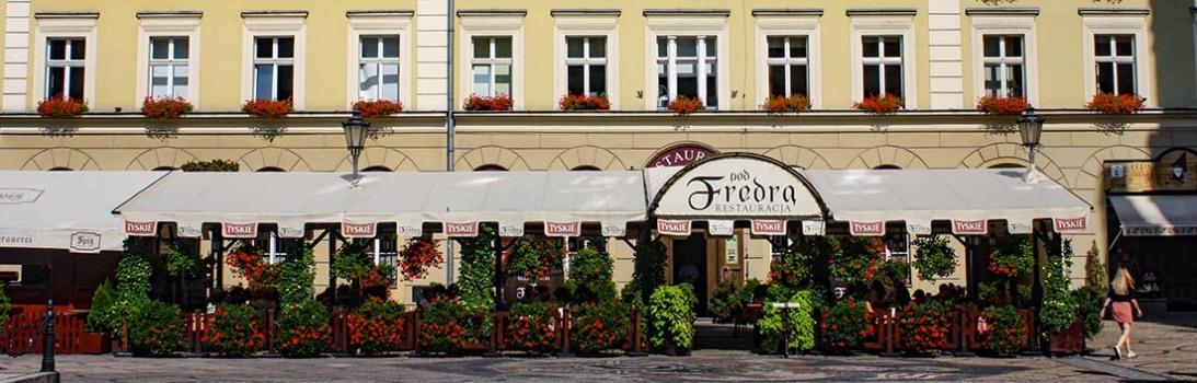 Pod Fredra, Wroclaw, Poland