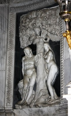 Adam and Eve, Duomo, Pisa, Italy