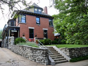 Jefferson House Bed and Breakfast, Kansas City, Missouri