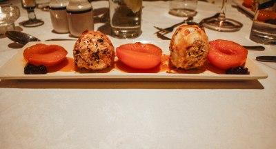 Luderitz Nest Hotel Food