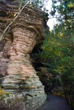 Witches Gulch, Wisconsin Dells