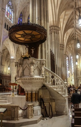 St. Patrick's Cathedral, New York, New York