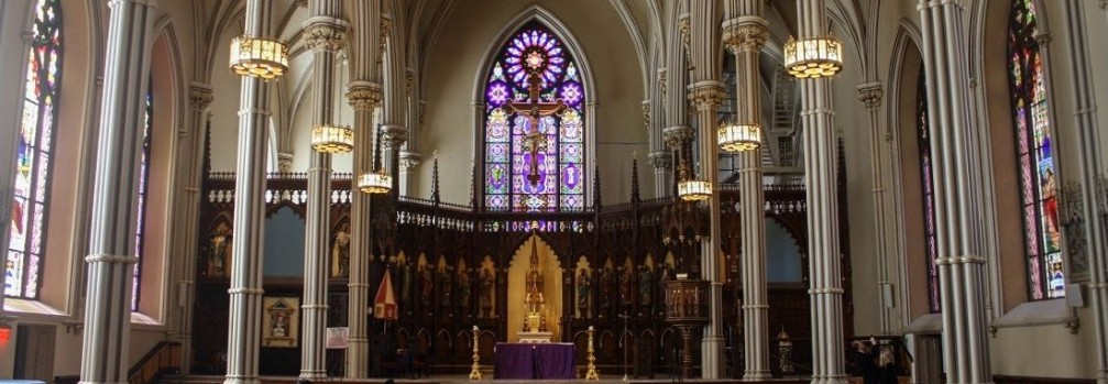 St. Patrick's Old Cathedral, New York, New York