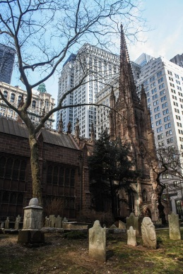 Trinity Church, New York, New York