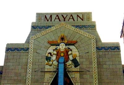 Mayan Theater, Denver, Colorado