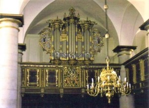 Kronborg Castle Chapel, Helsingør, Denmark