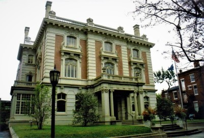 Ferguson Mansion, Old Louisville, Kentucky