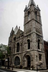 Lutheran Church of the Holy Communion, Philadelphia, Pennsylvania