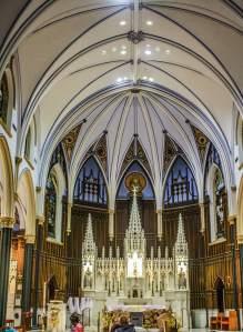 St. John the Evangelist Roman Catholic Church, Philadelphia, Pennsylvania