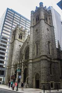St. John the Evangelist Roman Catholic Church, Philadelphia, Pennsylvania