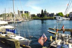Inner Harbor, Victoria, British Columbia