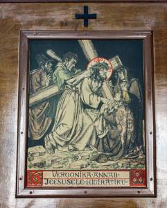 Station of the Cross, Cathedral of St. Peter and St. Paul, Tallinn, Estonia
