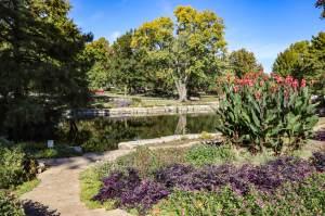 Doran Rock Garden, Gage Park, Topeka, Kansas