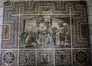 Mosaic, Baltimore Museum of Art