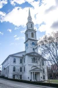 First Baptist Church, Providence, Rhode Island