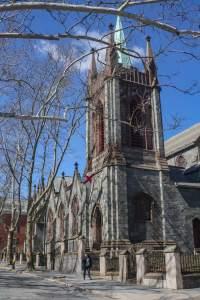 St. Stephen's Episcopal Church, Providence, Rhode Island