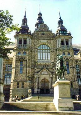 Nordic Museum, Stockholm, Sweden