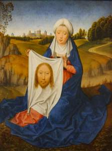 St. Veronica, National Gallery of Art, Washington DC