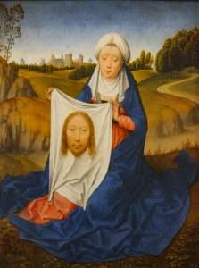 St. Veronica, National Gallery of Art, Washington DC