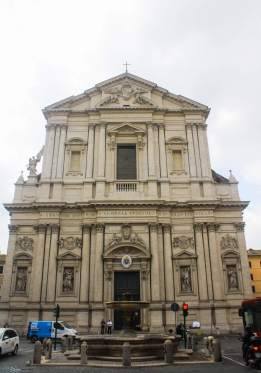 Church of Saint Andrew of the Valley, Rome