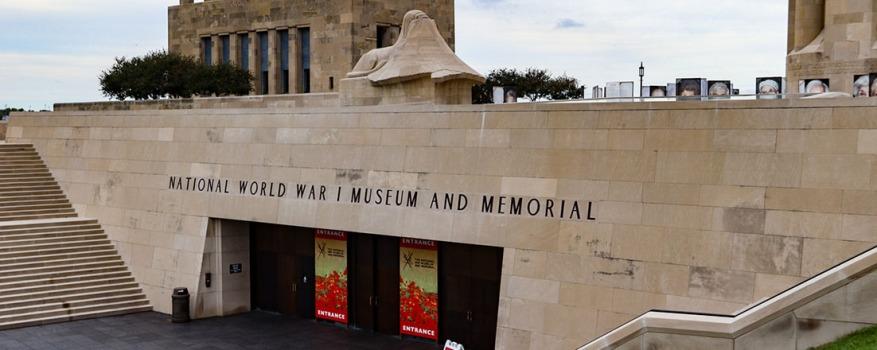 National World War I Museum and Memorial, Kansas City, Missouri