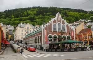 Meat Bazaar, Bergen, Norway