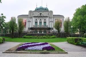 National Theater, Bergen, Norway