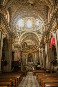Basilica of St. Dominic, Valletta, Malta