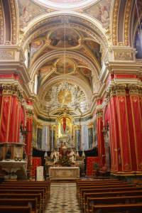 Parish Church of St. Augustine, Valletta, Malta