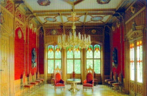 Drawing Room, Oscarshall, Oslo, Norway