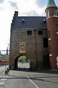 Prisoner's Gate, The Hague, Netherlands