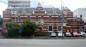 Dunedin Prison, Dunedin, New Zealand