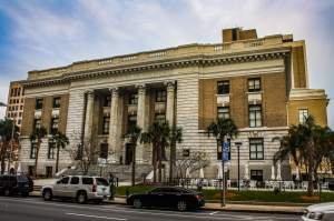 Old Federal Courthouse, Tampa, Florida