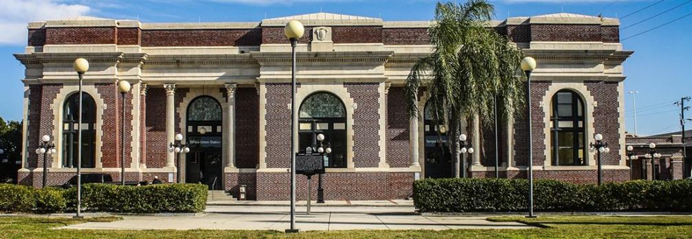Union Station, Tampa, Florida