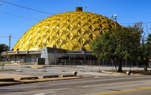 Gold Dome Building