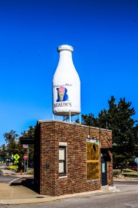 Milk Bottle Grocery